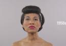 Cento anni di pettinature delle donne afroamericane