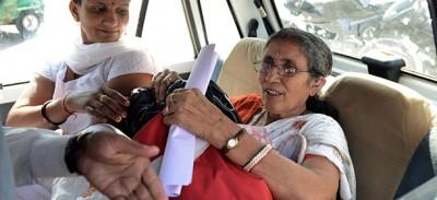 La moglie di Narendra Modi esiste