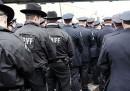 Le nuove proteste della polizia contro il sindaco di New York