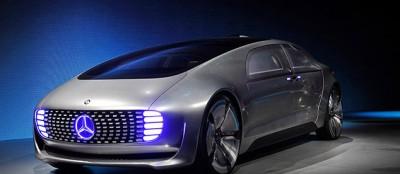 Le auto del futuro, al CES