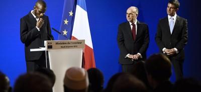Lassana Bathily ha ricevuto la nazionalità francese