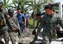 43 poliziotti filippini sono morti in un'operazione anti-terrorismo