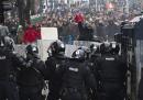 Le grandi proteste di Pristina