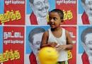 Le elezioni presidenziali in Sri Lanka
