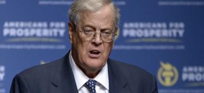 I fratelli Koch vogliono dare un sacco di soldi a un candidato alle elezioni americane 2016
