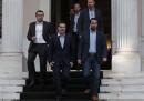 Il nuovo governo della Grecia