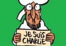 La copertina del nuovo numero di Charlie Hebdo