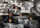 Le manifestazioni per Charlie Hebdo in tutto il mondo