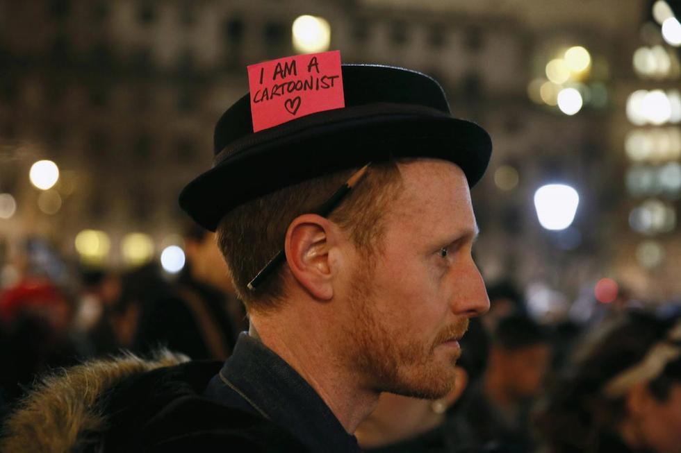 Le manifestazioni per Charlie Hebdo in tutto il mondo - Il Post