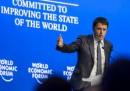 Cinque cose sul Forum economico a Davos