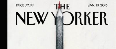 La copertina del New Yorker su Charlie Hebdo