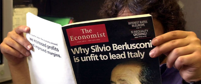 Come si sceglie il direttore dell'Economist?