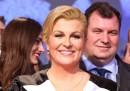 La Croazia ha una nuova presidente