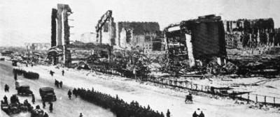 """La """"liberazione"""" di Varsavia, 70 anni fa"""