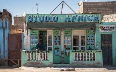 Fotografi africani fotografati