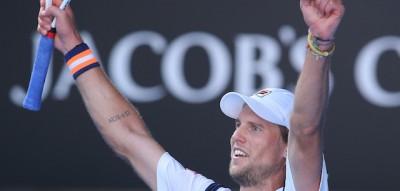 La vittoria di Andreas Seppi contro Roger Federer