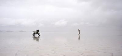 Il Rally Dakar nel deserto salato di Uyuni