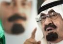È morto il re dell'Arabia Saudita