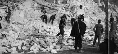Il terremoto della Marsica, 100 anni fa