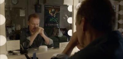 Un promemoria nel camerino di Birdman