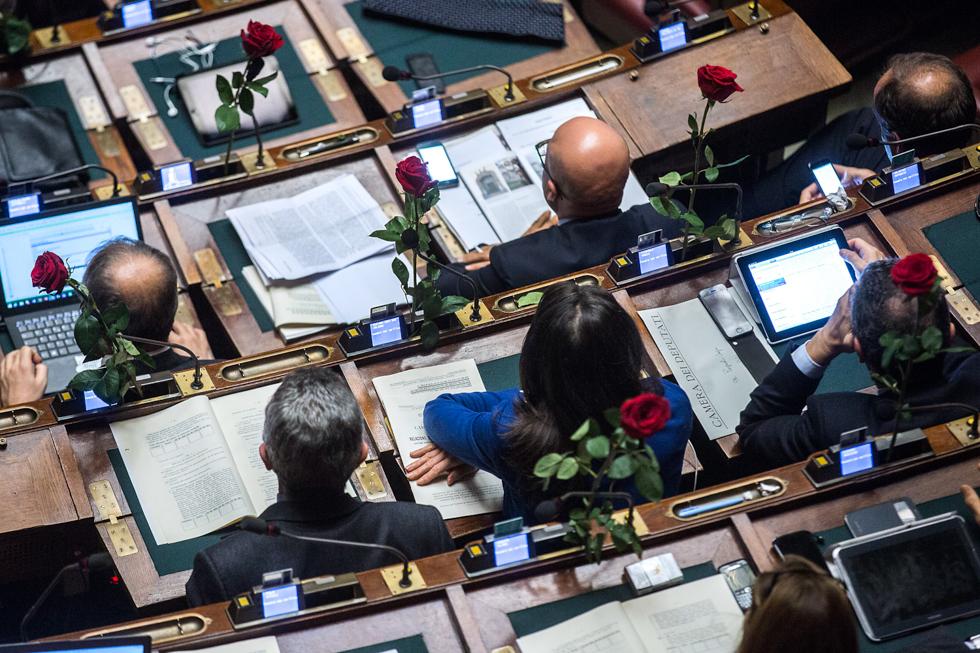 Le ricerche degli attentatori di charlie hebdo il post for Camera dei deputati live