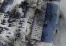 La battaglia all'aeroporto di Donetsk