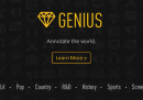 """""""Genius"""", il sito che vuole annotare il mondo"""