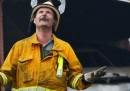 I grandi incendi nel sud dell'Australia