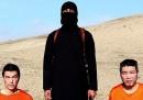 Lo Stato Islamico minaccia di uccidere due ostaggi giapponesi