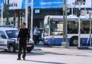 L'attacco su un autobus a Tel Aviv