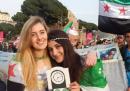 Le ragazze italiane rapite in Siria sono libere