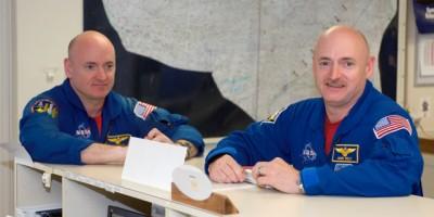 Lo studio della NASA sui gemelli