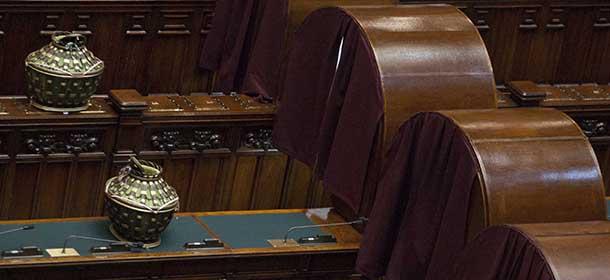 Come si elegge il presidente della repubblica il post for Votazioni parlamento