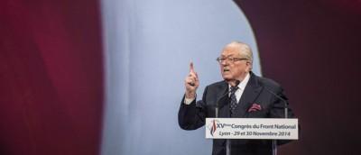 Jean-Marie Le Pen: «Io non sono Charlie»