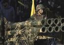 L'attacco di Hezbollah contro Israele