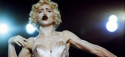 Mattarella contro Madonna, nel 1990