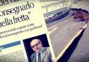 L'intervista al costruttore della strada crollata in Sicilia