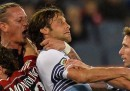 L'espulsione di Philippe Mexès durante Milan-Lazio - foto e video