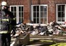 È stato appiccato un incendio alla sede del quotidiano tedesco Hamburger Morgenpost ad Amburgo, che aveva ristampato le vignette di Charlie Hebdo: non ci sono feriti