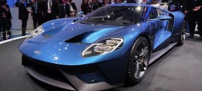 Le auto presentate al NAIAS di Detroit