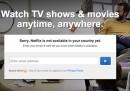 """Netflix blocca i suoi utenti """"abusivi""""?"""