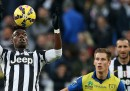 La partita pazzesca di Paul Pogba in 3 GIF
