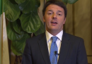 Il messaggio di Matteo Renzi alle scuole