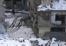 Un giorno senza morti in battaglia in Siria