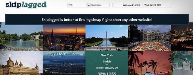 siti con voli economici