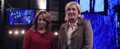 Giorgia Meloni sta con Alexis Tsipras