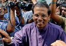 Il presidente dello Sri Lanka ha perso