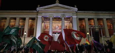 Syriza ha vinto in Grecia