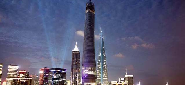 Il secondo grattacielo pi alto del mondo il post for Il grattacielo piu alto del mondo