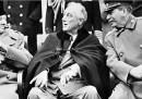La Conferenza di Yalta, 70 anni fa